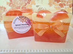 Sweet Orange Soap  Glycerin Soap  Citrus Soap  Orange