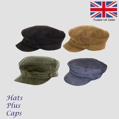 2ca07847653 Failsworth Mariners Breton Cap Fishing Sailing Hat Greek Fiddler Lennon  Cord Cap