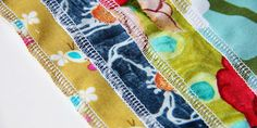 How to Use a Serger — National Sewing Month