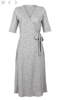 Liam Aro wrap dress Short Sleeve Dresses, Dresses With Sleeves, Work Fashion, Wrap Dress, High Neck Dress, Dresses For Work, Shirt Dress, Shirts, Turtleneck Dress