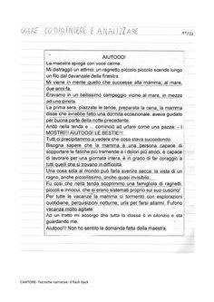 tecniche narrative- il flash back | PDF to Flipbook
