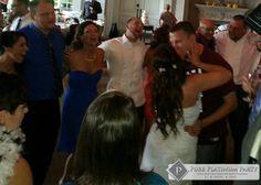 Kelly & Peter #pureplatinumparty #weddingdj #weddingentertainment #njweddings #nyweddings
