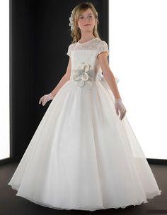 vestidos de primera comunion - Buscar con Google
