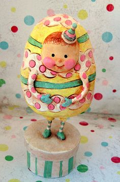 He is the Egg Man by thepolkadotpixie, via Flickr