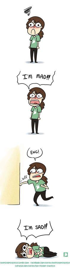 10+ Hilarious Comics For Socially Awkward People