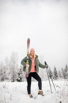 The Best Places To Ski Near Seattle - Whit Wanders