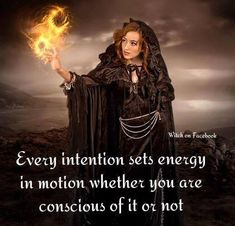 Intention - Pinned by The Mystic's Emporium on Etsy