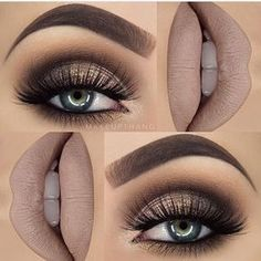 Eye Makeup Tips.Smokey Eye Makeup Tips - For a Catchy and Impressive Look Makeup Goals, Makeup Inspo, Makeup Inspiration, Makeup Tips, Makeup Ideas, Makeup Style, Makeup Trends, Makeup Tutorials, Cute Makeup