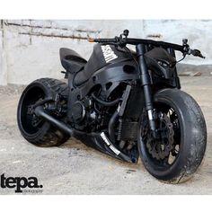 Suzuki GSX 1300R Hayabusa Destroyer! If you want to see it in action google Mad Kuusaa these guys are insane! www.bikekings.net Men's No limits Shirts $20 Girls I ❤ The Bike life $20 10% off code:BK10 #suzuki #hayabusa #gsxr #1300 #bikekings | Flickr: partage de photos!