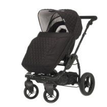 Obaby Zezu Pramette Stroller and Changing Bag (Black Quilt) Maclaren Pushchair, Prams And Pushchairs, Baby Prams, Changing Bag, Mamas And Papas, Black Quilt, Baby Strollers, Car Seats