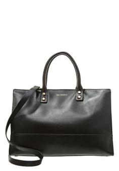 Lulu Guinness DAPHNE - Handbag - black £355.00 #BestPrice #cute #WomensClothing
