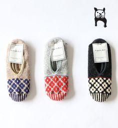 FrenchBull Crochet Socks, Knitting Socks, Knit Crochet, Funky Socks, My Socks, Build A Wardrobe, Felted Slippers, Slipper Socks, Boot Cuffs