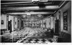 New Victoria Cinema. Victoria, Bradford, Timeline Photos, Historical Photos, Yorkshire, Scenery, Cinema, Memories, Explore