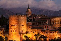 La Alhambra de Granada / Andalucia, Spain