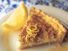 Hunaja-juustopiirakka