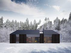 Claesson Koivisto Rune presentarán su nuevo concepto de casa prefabricada durante iSaloni.