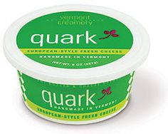 Quark can be used in place of any recipe that uses soft cheese. e.g.: Couple of dollops with mashed potato Mixed with a sachet of options hot chocolate as a dessert, or as a low-syn cake topping Use mixed with passatas instead of cream in curries Mix with red or green pesto and use with pasta Stuff a chicken breast with Quark, ham, garlic and herbs for a chicken kiev style treat Mix with egg, ham and cheese for a crustless quiche Make your own pate by whizzing it in a blender with fish