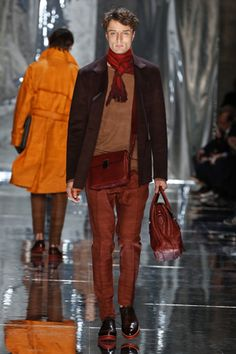 Fall Winter 2015 | Berluti Love this stylish look