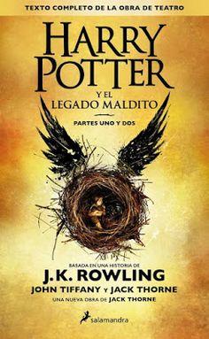 Reseña 'Harry Potter y el legado maldito' de J.K. Rowling, JackThorne y John Tiffany http://blgs.co/nVF33p