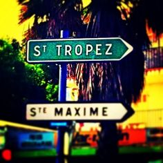 Roadtrip Cote d'Azur. Welcome to St. Tropez