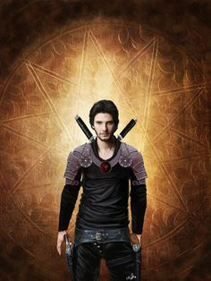 James Winchester - Sariel by Arasiriel on DeviantArt Supernatural Fanfiction, Ben Barnes, Winchester, Hipster, Punk, Deviantart, Actors, China, Fashion