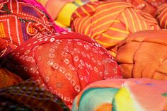Colors of Rajasthan, India.