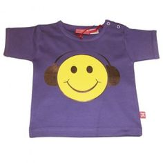 """Original T-shirt for baby and kid """"Smile"""" by Stardust"""