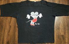 Crazee Wear USA Gym Rat T-Shirt XL Usa Gym, Gym Shirts, Gym Rat, Half Sleeves, Mens Tops, How To Wear, T Shirt, Black, Fashion