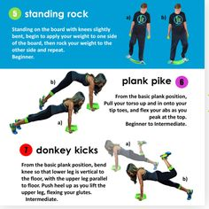 The Workout Board with a Twist Fitness Diet, Fitness Motivation, Health Fitness, Daily Motivation, Fit Board Workouts, Gym Workouts, Dance Workouts, Workout Board, Simply Fit Board