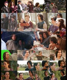 Prince Caspian behind the scenes and deleted scenes. I don't have a better place to pin this, so it goes here.