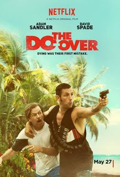 The Do-Over..thought this was a great movie!!