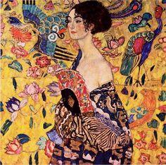 gustav klimt pinturas famosas - Buscar con Google