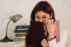 Post with 151 views. Kim Yoo Jung (The Julius Watch shooting Kim Yoo Jung Fashion, Kim You Jung, Dong Yi, Moonlight Drawn By Clouds, Child Actresses, Kdrama, Korean, Album, Watch