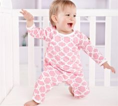 Newborn Baby Toddler Girl Flower Cotton Long Sleeve Bodysuits Clothing 6-12M #ibaby #Everyday