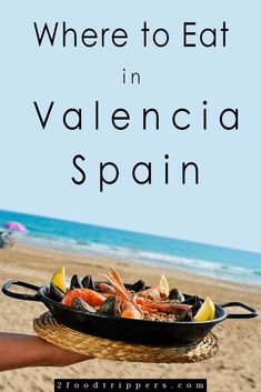 Wondering where to eat in Valencia Spain? Check out insider tips from a local insider so that you can eat like a local in Valencia Spain! Spain And Portugal, Portugal Travel, Spain Travel, Europe Travel Tips, European Travel, Travel Guide, Travel Destinations, Barcelona, Malaga
