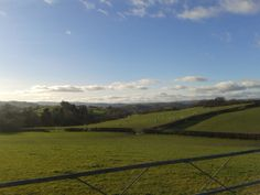 another glorious day in powys