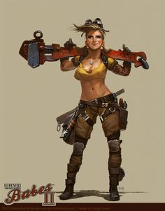 Giorgio Baroni is an Italian artist who has worked in video games and tabletop/card games.