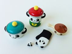 Panda Kitchen set