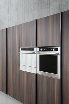 Linear fitted kitchen without handles XP/03 - @zampiericucine