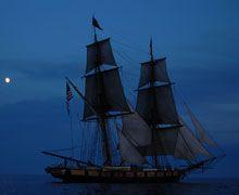 Live-Aboard Sailing Programs