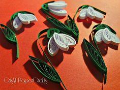 Quilling, Paper Crafts, Spring, Creative, Nature, Handmade, Art, Bedspreads, Art Background