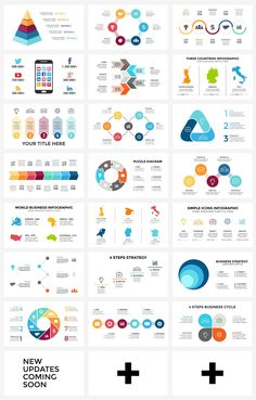 STRATEGY - Free Updates by TheSeamuss Powerpoint Design Templates, Powerpoint Template Free, Free Infographic Templates, Infographic Powerpoint, Free Powerpoint Presentations, Ppt Design, Ppt Free, Word Template Design, Powerpoint Themes