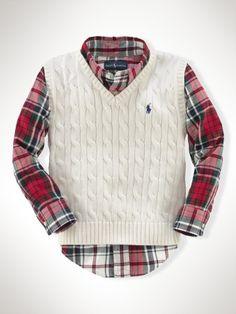 For the kiddo. Sweater Vests e5882cb64