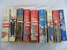 Mixed Titles by John Jakes - Westerns Lot of 9 Used Books (No Dup's) - #L37