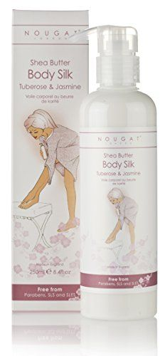 Introducing Nougat  Shea Butter Body Silk Tuberose and Jasmine 84Fluid Ounce. Great product and follow us for more updates!