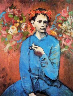 Pablo Picasso - 1905, one of the most expensiv sold picture
