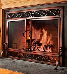 Screens and Fire places