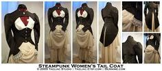 Image result for victorian tailcoat pattern
