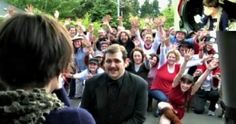 Northwest marriage proposal goes viral | KING5.com Seattle. Seriously made me tear up!!!  Love!!!