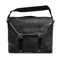 First Class Small Black Military Canvas. $277 www.defybags.com